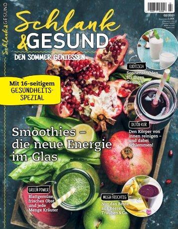 Schlank&Gesund 01/2021