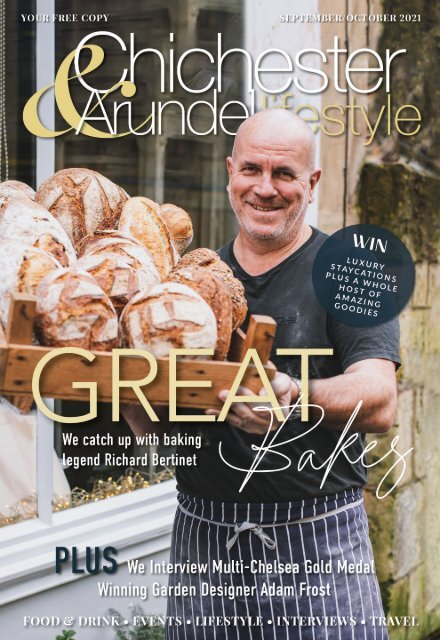 Chichester and Arundel Lifestyle Sep - Oct 2021