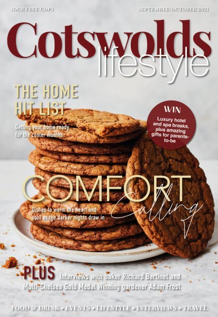 Cotswolds Lifestyle Sep - Oct 2021