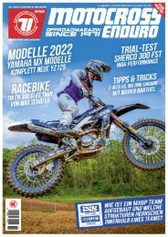 MotocrossEnduro Ausgabe 09/2021