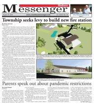 Madison Messenger - August 15th, 2021