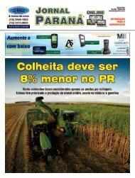 Jornal Paraná Agosto 2021