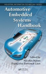 Automotive Embedded Systems Handbook (Industrial Information ...