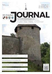 Creußen Journal - Ausagabe 10.09.21