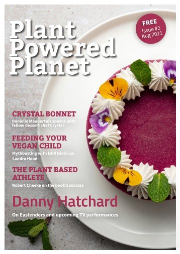 Plant Powered Planet Magazine