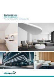 EtiamPro - Éclairage LED Professionnel - FR