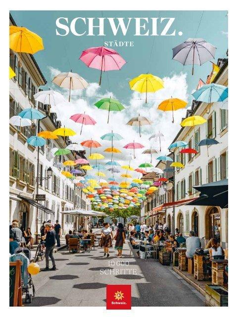 Schweiz Städte-Magazin