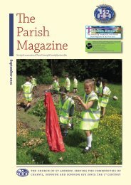 The Parish Magazine September 2021