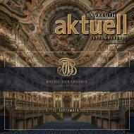Bayreuth Aktuell September 2021