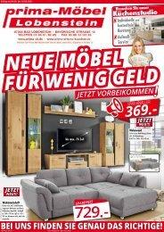 Neue Möbel für wenig Geld