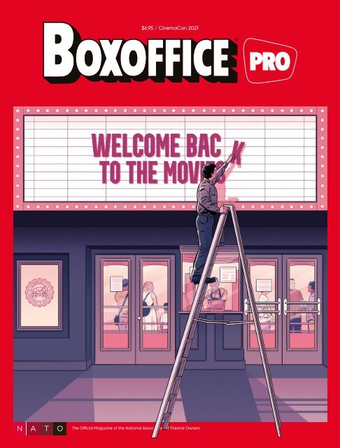Boxoffice Pro - CinemaCon 2021