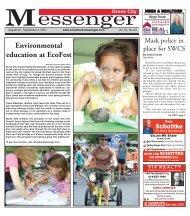 Grove City Messenger - August 22nd, 2021