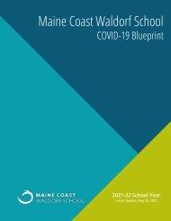 MCWS Covid Blueprint 2021-22 School Year