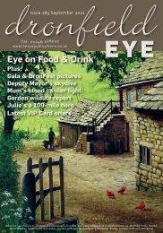 Dronfield Eye issue 189 September 2021