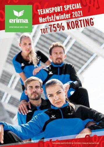 Teamsport Special 2021 - Belgium (nederlands)