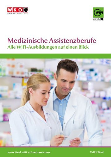 Medizinische Assistenzberufe am WIFI Tirol