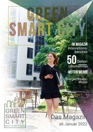 GREEN SMART CITY | Das Magazin
