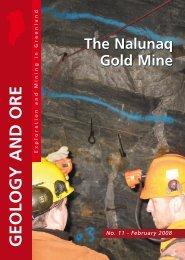 Nalunaq Gold Mine - Geus
