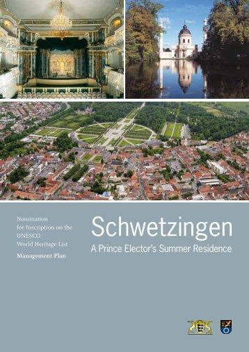 B - Schloss Schwetzingen