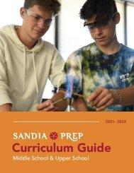 Curriculum Guide 2021-2022