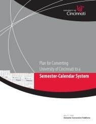 Semester-Calendar System - California State University, Los Angeles