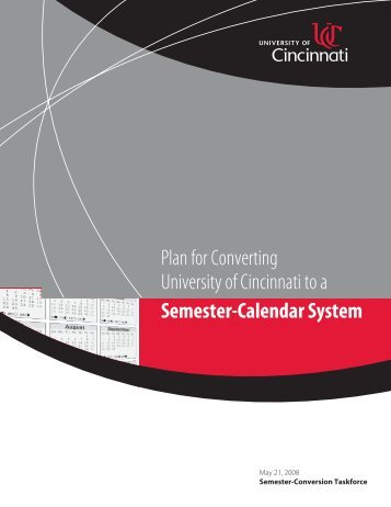 Semester-Calendar System - California State University, Los Angeles