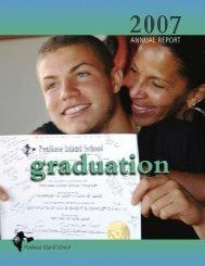 graduation - Penikese Island School