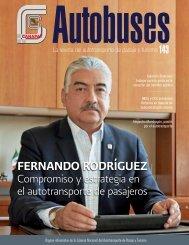 Revista Autobuses No. 143