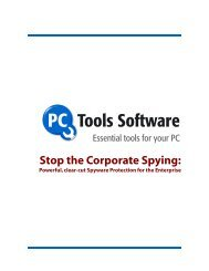 Stop the Corporate Spying:
