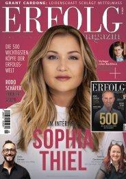 Erfolg Magazin Ausgabe 05-2021
