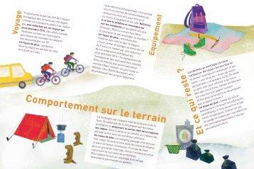 Keepwild - Flyer (FR)