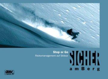 Stop or Go - Ausbildung