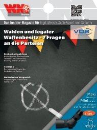 Waffenmarkt-Intern 09/2021