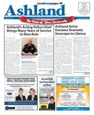 Ashland September 2021