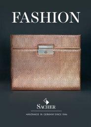 SACHER   Fashion 2021/2022