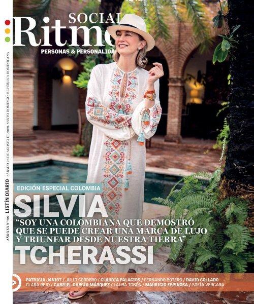 Ritmo Social - Silvia Tcherassi - 28-08-2021