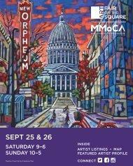 Art Fair on the Square 2021 Program