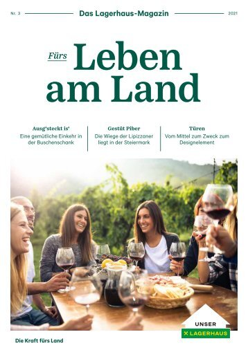 Lagerhaus Axams | Magazin Leben am Land 03