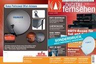 Testbericht Digital Fernsehen - estro