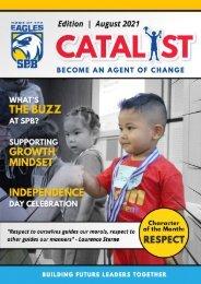 CATALYST | August 2021