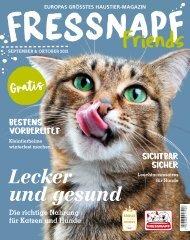 Fressnapf Friends 05/21