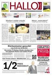 Hallo-Allgäu  vom Samstag, 28.August