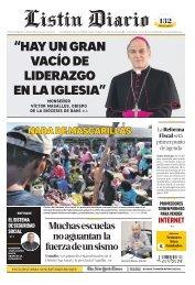 Listín Diario 28-08-2021