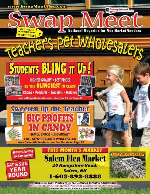 Swap Meet Magazine Sept. 2021 EMAG