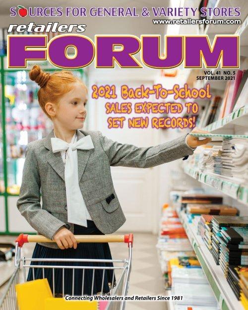 Retailers Forum Magazine Sept. 2021 EMAG