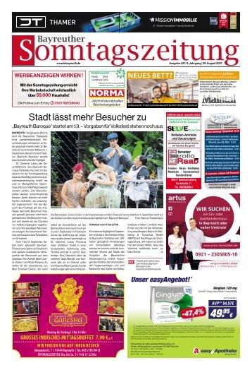 2021-08-29 Bayreuther Sonntagszeitung