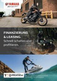 Yamaha Finanzierung & Leasing