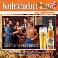 Kulmbacher Land 09/2021