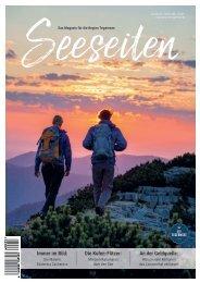 Seeseiten – das Magazin für die Region Tegernsee, Nr. 66, Ausgabe Herbst 2021