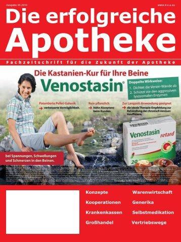 Ausgabe 05.2010 - Die erfolgreiche Apotheke